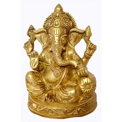 (VYOM SHOP) GANESH ON SWING