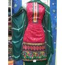 Mamta - 1123MT04MRHK - Brasso Silk Suit
