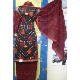 Bandhej - 1135KR05OIOM - Sartin Suit