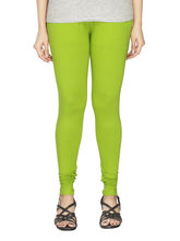 Minu Suits Premium Womens Leggings (PL_ 08), green