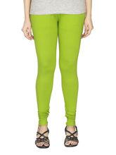 Minu Suits Premium Womens Leggings (PL_ 08), green