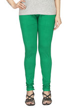 Minu Suits Premium Womens Leggings (PL_ 23), green