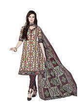 Minu Suits Cotton New Unstiched Dress Material (Orissabeauty_ 1003), multicolor
