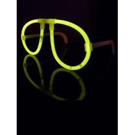 Neon Glow Glasses