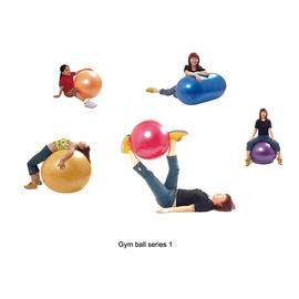 GYM Yoga Cardeo excercise 75mm antiburst ball+ Pump