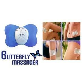 Big size Butterfly Abs thighs hand Massager For Weight Loss High Quality