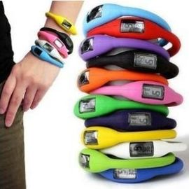 Silicone sporty touch Strap Touch Screen LED Watch