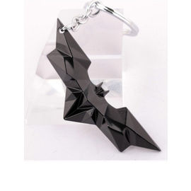 3D shape Diamond Batman Keychain Keyrings key chains