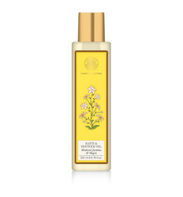 Forest Essentials Jasmine & Mogra Shower Oil