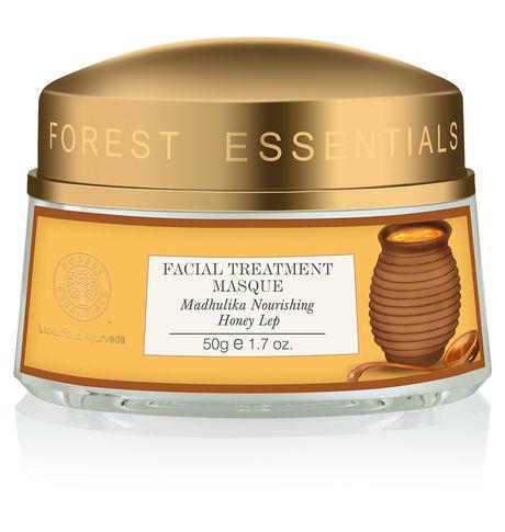 Forest Essentials Facial Honey Lep Masque