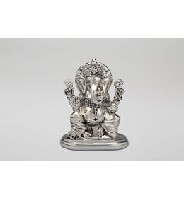 Shaze Sitting Ganesha Idol