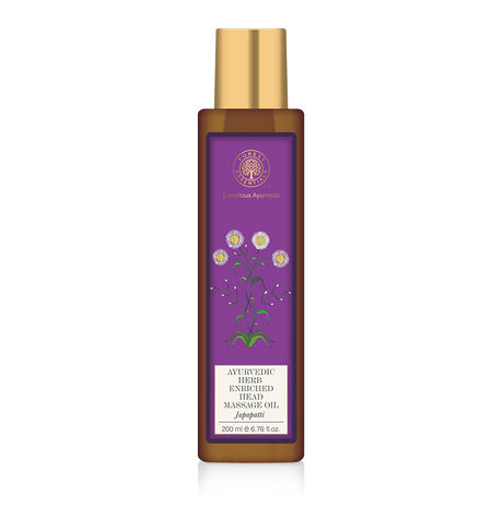 Forest Essentials Head Massage Oil