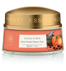 Forest Essentials Hand Organic Fruit Scrub