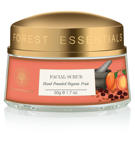 Forest Essentials Hand Organic Fruit Scrub