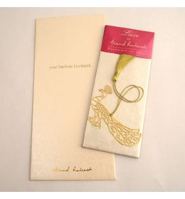 Anand Prakash Peacock Bookmark