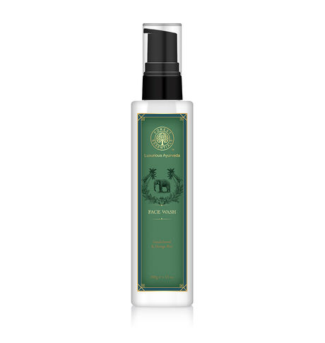 Forest Essentials Sandalwood Facial Cleanser