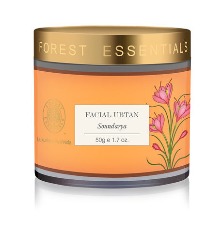 Forest Essentials Soundraya Facial Ubtan