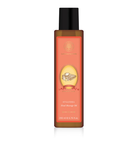 Forest Essentials Mother s Head Massage Oil