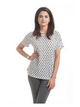 Hashtagirls Tshirt (1TP005), white, xl