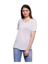 Hashtagirls Tshirt (1TP002), white, l