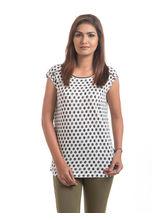 Hashtagirls Tshirt (1TP008), white, xl