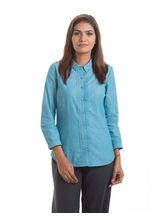 Hashtagirls Casual Shirts (1SH019), blue, m
