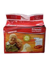 Friends Adult Premium Diapers (8SHC017)