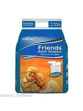 Friends Adult Premium Diapers Extra Large (8SHC019)