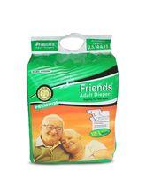 Friends Adult Premium Diapers Large (8SHC018)