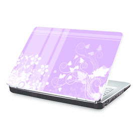 Clublaptop Floral Skin -CLS 194 Laptop Skin(For 15.6  Laptops)