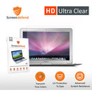 ScreenDefend Ultra Clear Screen Guard for Apple MacBook Air 13.3 inch MD232LL/A,