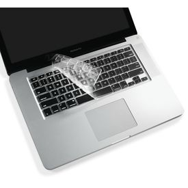 Clublaptop MacBook Pro 15 inch A1398  Laptop Keyboard Skin/Protector/Guard( Transparent)