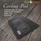 Clublaptop N10 Cooling Pad For 14