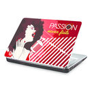 Clublaptop Passion Never Fails Red -CLS 165 Laptop Skin(For 15.6