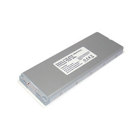 CL Laptop Battery for use with MacBook 13, MacBook 13 MA, MacBook13 MB Series - White