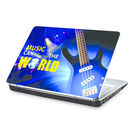 Clublaptop Music Can Change The World -CLS 159 Laptop Skin(For 15.6