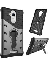 DOMO nClose Sniper CC457SN Protection Carry Case Armour For Coolpad Note 5, silver