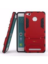 DOMO nClose CC407DF Mobile Phone Defender Protection Carry Case for Xiaomi Mi 3S, red
