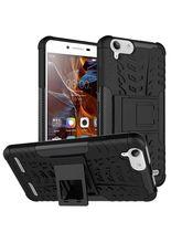 DOMO nClose CC405DZ Mobile Phone Dazzle Protection Carry Case for Lenovo K5 Plus, black