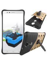 DOMO nClose Sniper CC404SN Protection Carry Case For Lenovo K5 Note Mobile Phone, golden