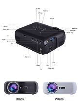Jambar JP-X7 HD LED Projector 1200 Lumens