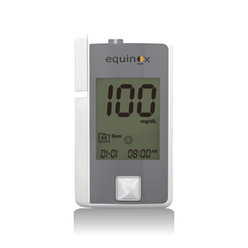 Equinox Blood Glucose Monitoring System EQ-TD-4286