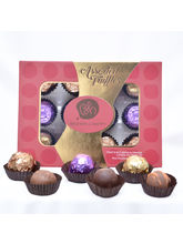 Brown & Happy Assorted Truffles, 156 gm