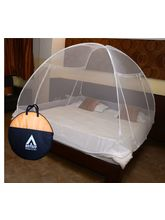 Antiliy Double Bed Mosquito Net (ATYWT002), white