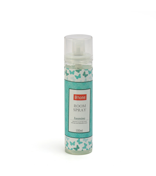 Jasmine 100 ML Room Spray Bottle -@home by Nilkamal, Blue