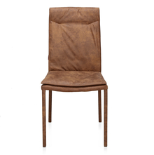 Cow Boy Dining Chair, Light Brown
