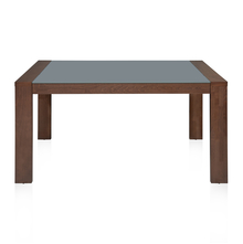 Smarty 6 Seater Extendabe Dining Table - Merlot Beech