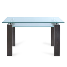 Wells 4 Seater Dining Table - @home By Nilkamal,  wenge