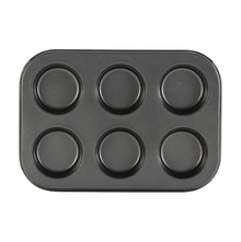 Bakeware Muffin Tray 06 cups - @home Nilkamal