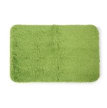 Microfibre 40 cm x 60 cm Bathmat - @home by Nilkamal, Green